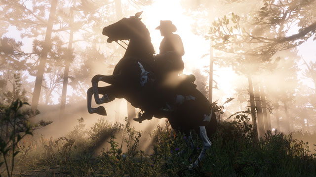 red dead redemption 2 hands on previews