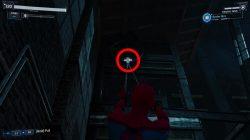 secret trap door spiderman ps4 wheels between wheels how to open