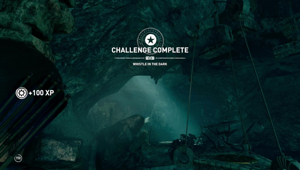 shadow of tomb raider challenge cozumel first tomb