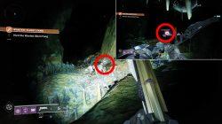 silent fang wanted bounty location destiny 2 forsaken