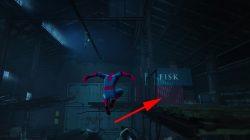 where to find hidden door scrapes spiderman ps4 wheels within wheels
