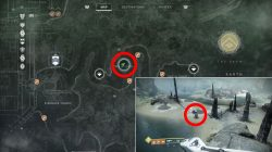 where to find irxis partisan wanted bounty location destiny 2 forsaken