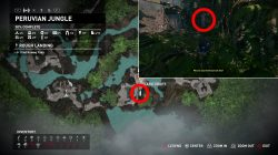 where to find monolith location peruvian jungle shadow of tomb raider