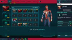 where to find spiderman ps4 preorder bonuses skill points suits