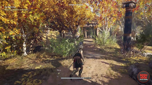 AC Odyssey Asking Too Many Questions & Stupid Thieves Quests