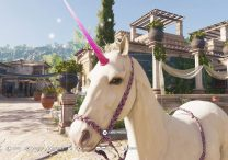 AC Odyssey How to Get Unicorn Epic Horse Skin for your Mount