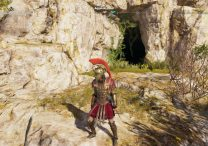 Assassin's Creed Odyssey City of Gold Quest - Where to Find Chest Location