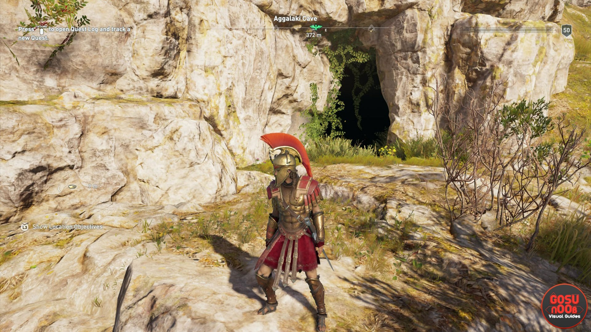 Assassin S Creed Odyssey City Of Gold Quest Where To Find Chest Location