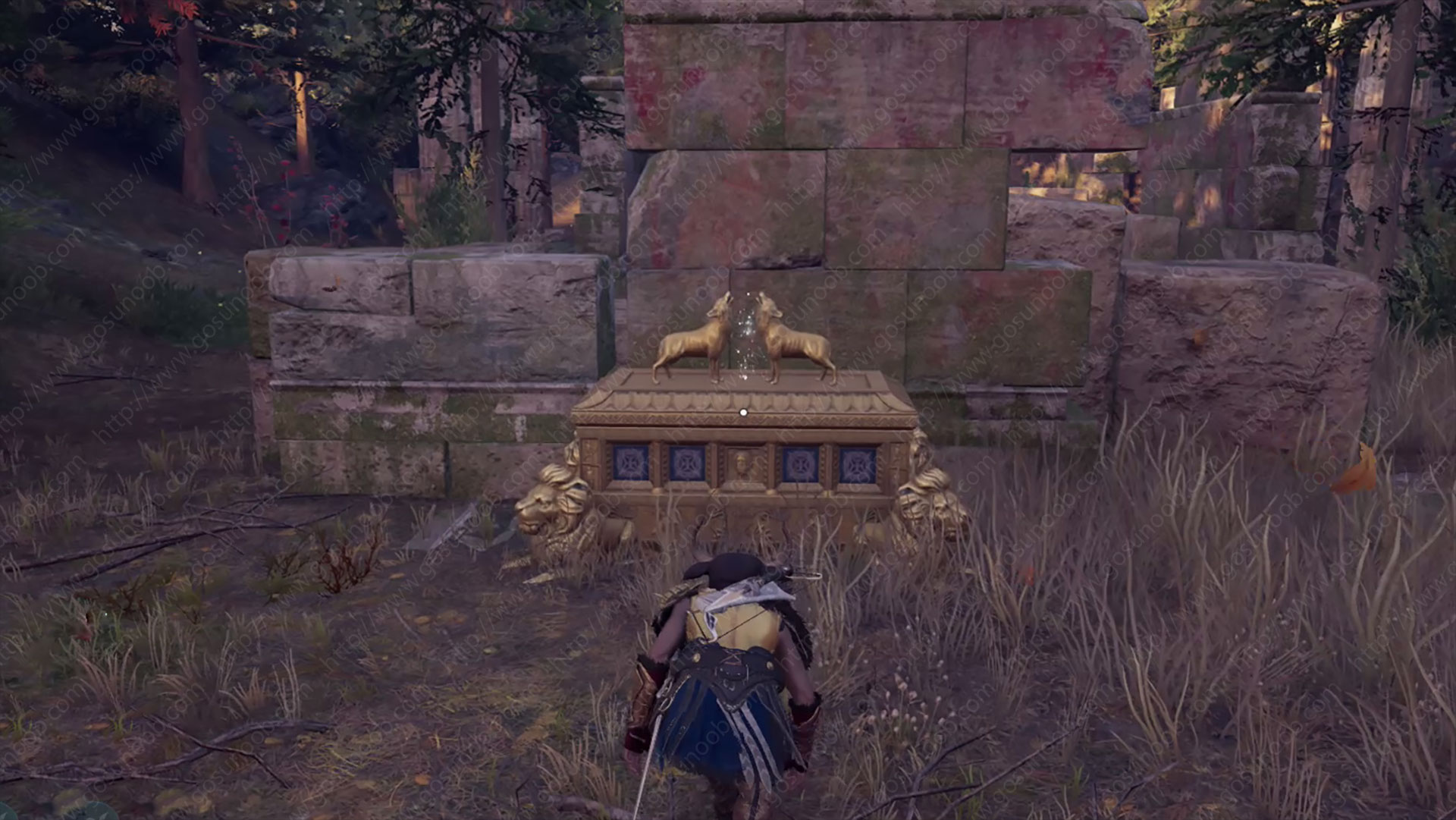 Assassin S Creed Odyssey Legendary Chest Map Locations