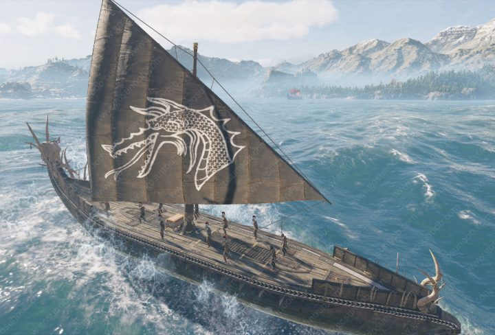Bounty on Spartan, Athenean, Merchant and Pirate Ships in AC