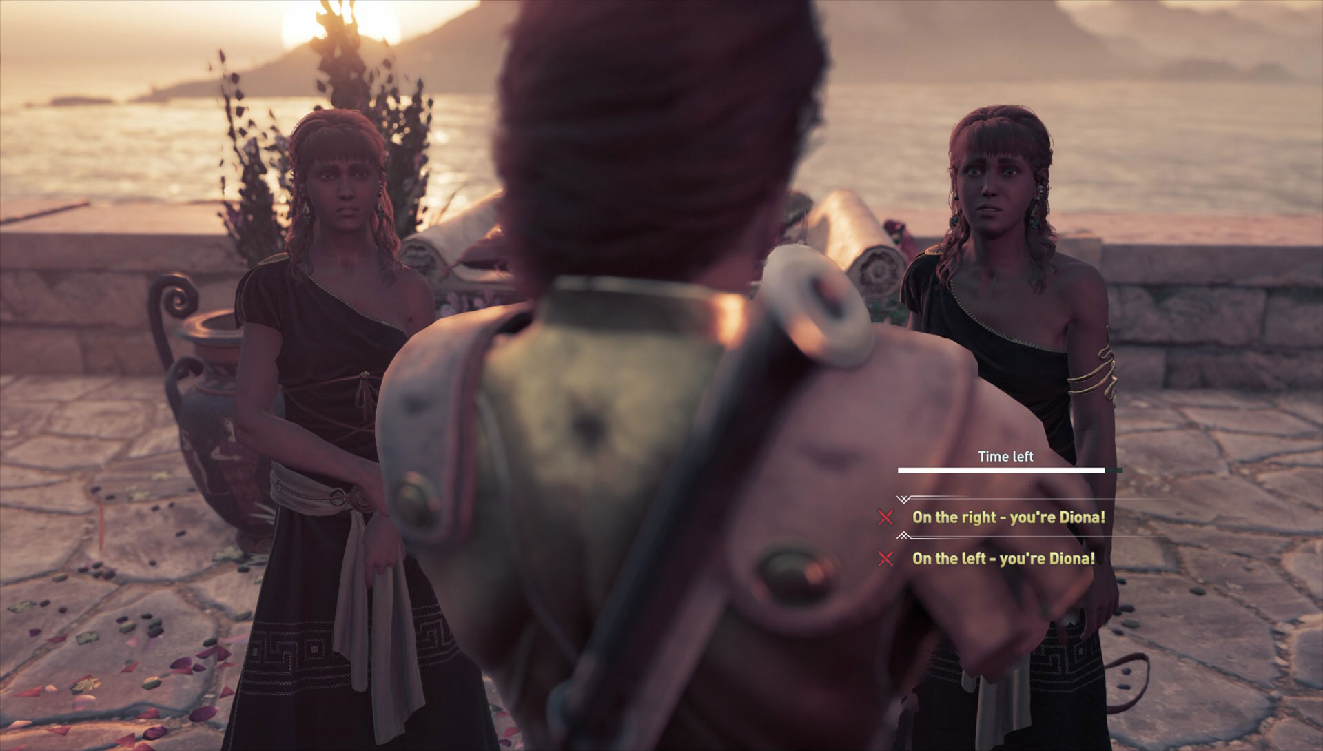 Assassins Creed Odyssey - I, Diona: Escort Diona To