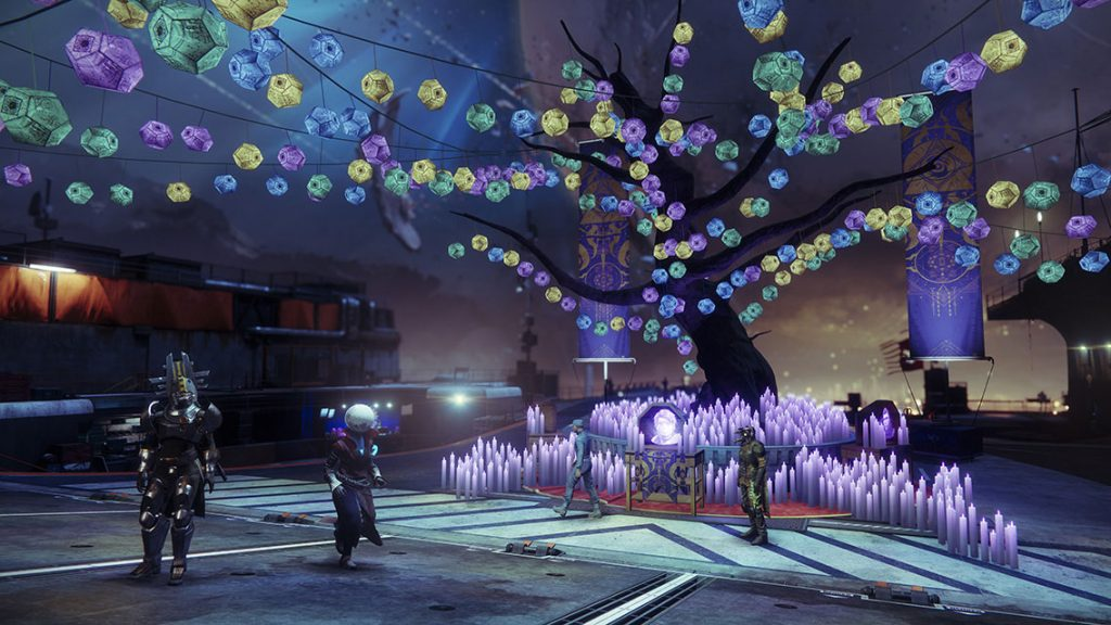 Destiny 2 Festival of the Lost 2018 Event Details Released