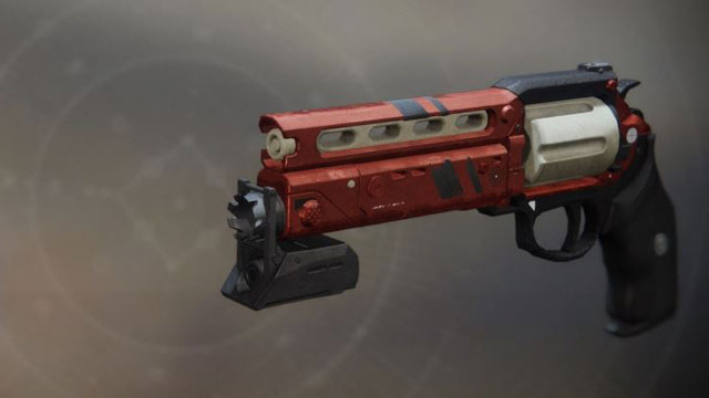 Destiny 2 Luna's Howl - How to Unlock Legendary Hand Cannon
