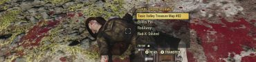 Fallout 76 Toxic Valley Treasure Maps Locations & Solution