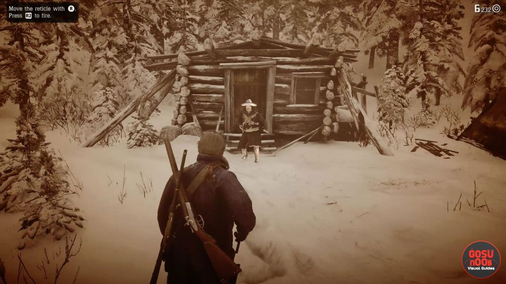Red Dead Redemption 2 Dead Eye Upgrade - How to