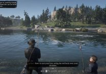 Red Dead Redemption 2 Fishing Pole - Where to Find & How to Get