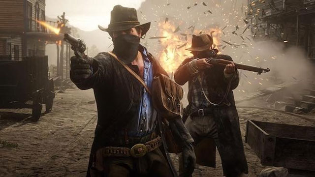 Red Dead Redemption 2 How to Make Money - Bounties, Treasure Maps, Poker