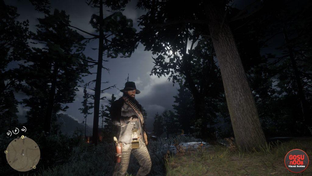 Red Dead Redemption 2 Lantern - Where to Find