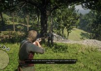 Red Dead Redemption 2 Lonnie's Shack Homestead Stash Location