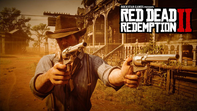 Red Dead Redemption 2 New Gameplay Video Revealed