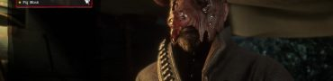 Red Dead Redemption 2 Pig Mask Location