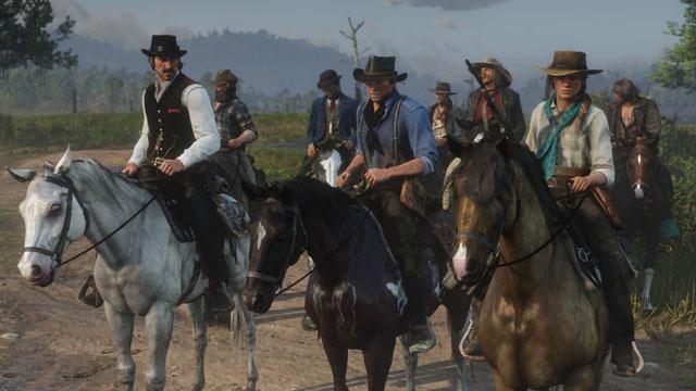 Red Dead Redemption 2 Trophies & Achievements List Leaked