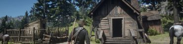Red Dead Redemption 2 Watson's Cabin Location & Solution