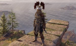 assassins creed odyssey arena fighter set