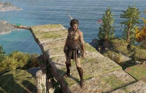 ac odyssey amazon set legendary armor