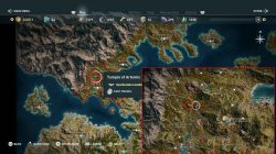 ac odyssey artemis set location