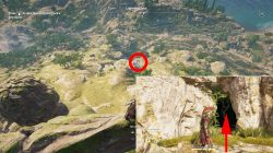 ac odyssey chest location city of gold quest where to find