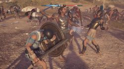 ac odyssey cult of kosmos pallas the silencer heroes of the cult where to find