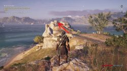 ac odyssey golden feather of ajax location