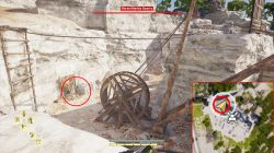 ac odyssey how to destroy weapon racks