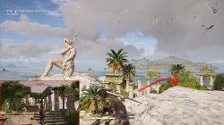 ac odyssey legendary weapon poseidon's trident location
