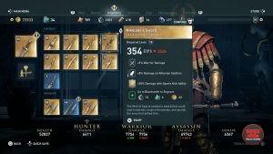 ac odyssey nikolaos sword