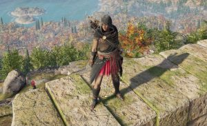 ac odyssey pirate set legendary armor
