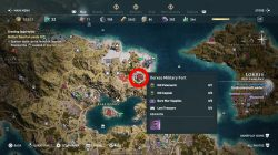 ac odyssey polemarch spartan seal locations