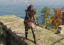 ac odyssey snake set legendary armor