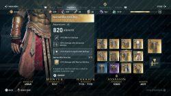 ac odyssey spartan war hero belt