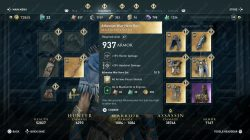 assassin's creed odyssey athenian war hero belt