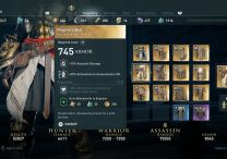 assassin's creed odyssey best early starting legendary armor