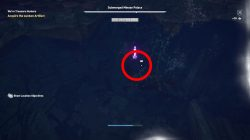 assassins creed odyssey sunken treasure location where to find submerged minoan palace
