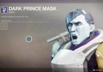 destiny 2 dark prince mask
