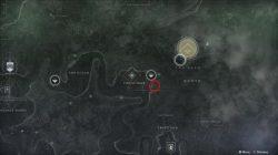 destiny 2 shaft 13 location wanted bounty