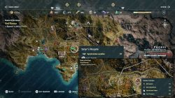 elpenor location map assassins creed odyssey