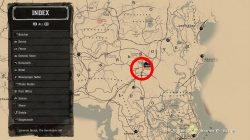 emerald ranch where to find fence vendor rdr 2 location