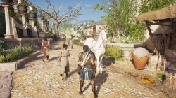epic horse unicorn skin ac odyssey how to find