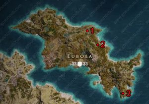 euboea ancient tablets ac odyssey