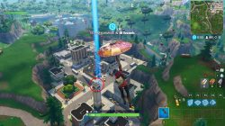 fortnite br clock tower location